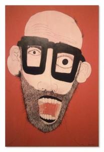 'Future Portrait' by Benjamin Eckersley