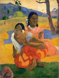 Paul_Gauguin,_Nafea_Faa_Ipoipo-_(When_Will_You_Marry-)_1892,_oil_on_canvas,_101_x_77_cm