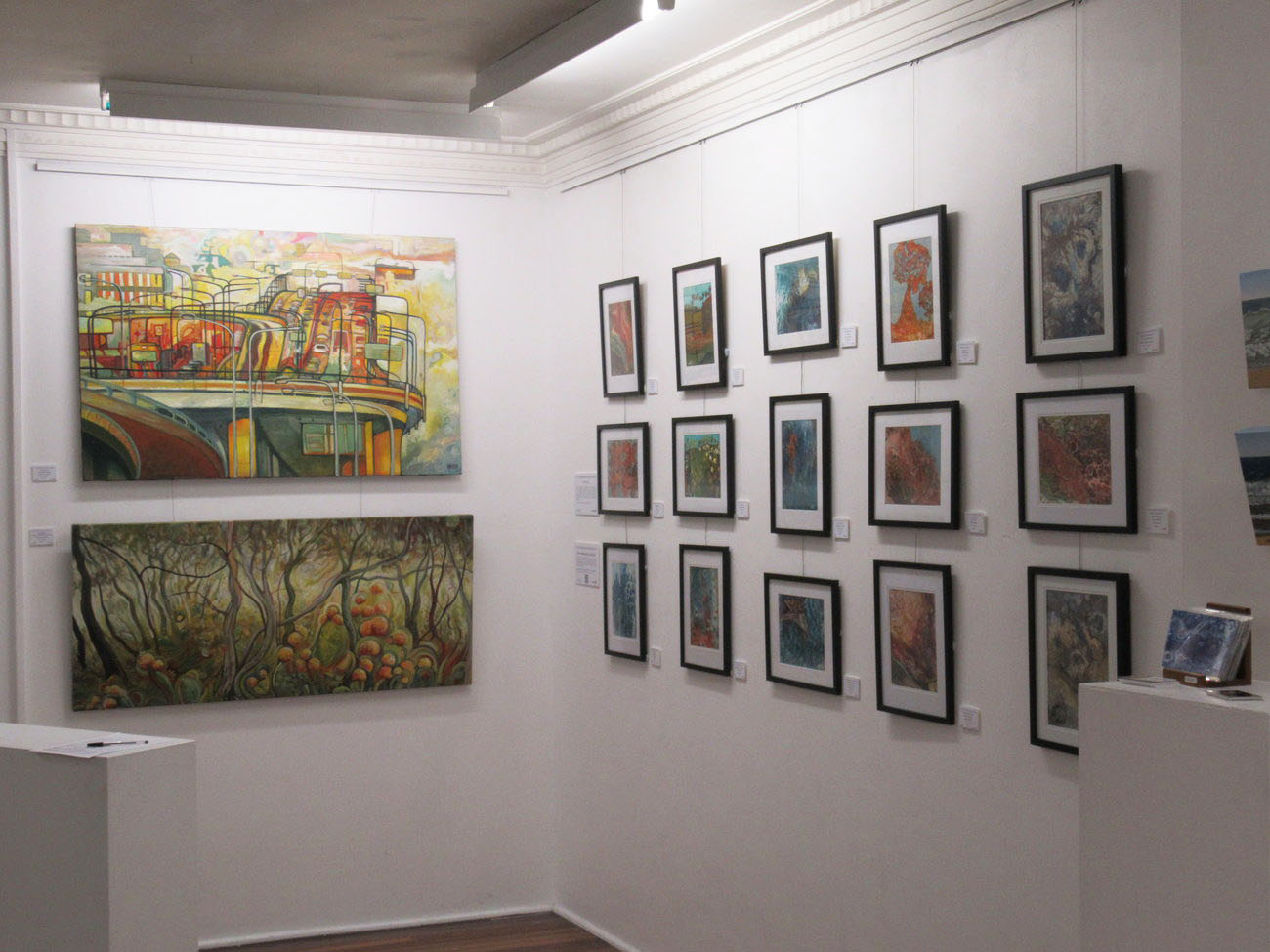 Gallery exhibition