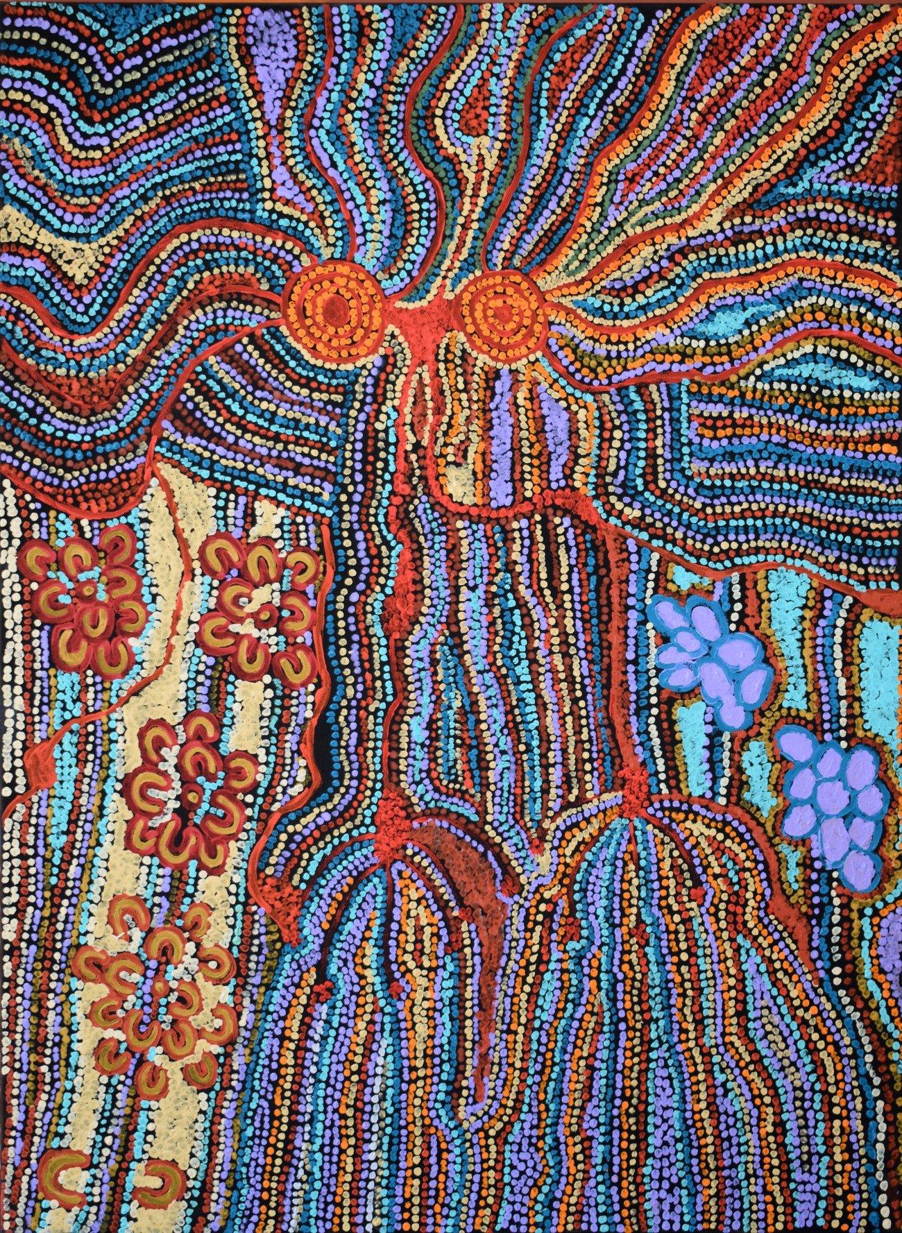 aboriginal art symbols