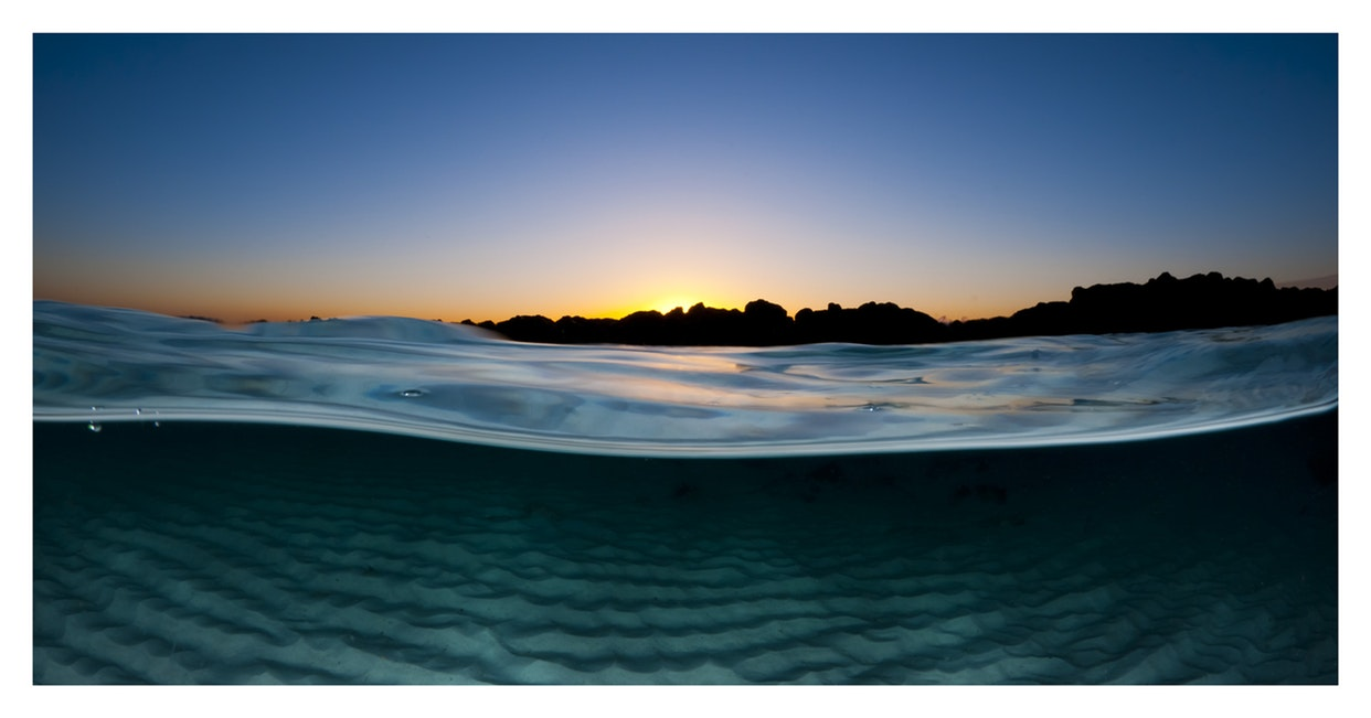 Liquid Lined by Matty Smith. Fine Art Photography for sale on Bluethumb.