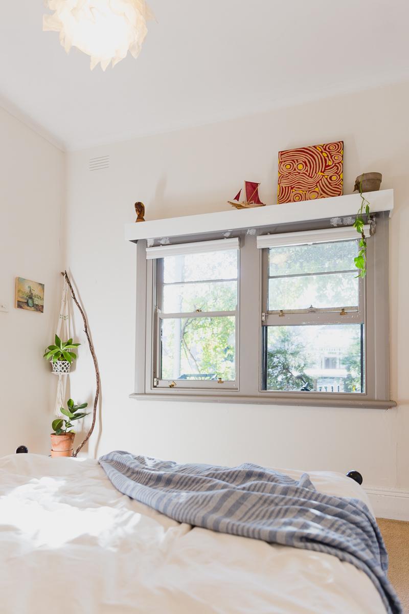 art collector's home: Bluethumb curator Sarah Hughes