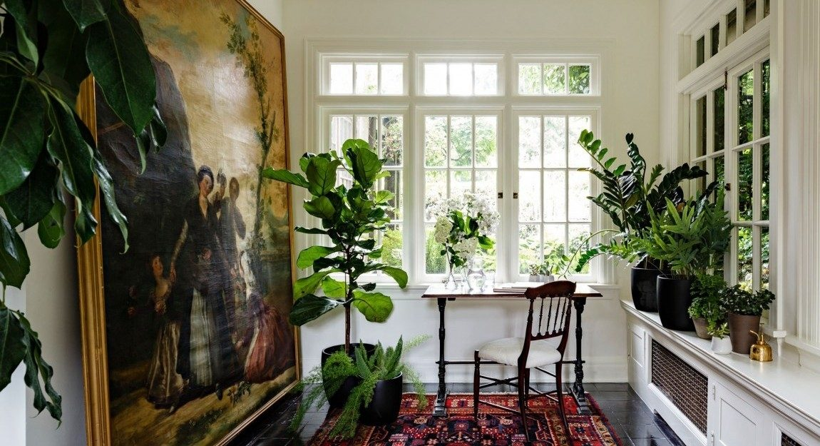 How To Make Large Paintings Work In Your Home Bluethumb