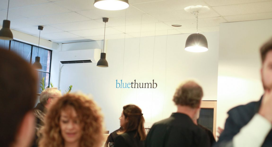 Bluethumb exhibition