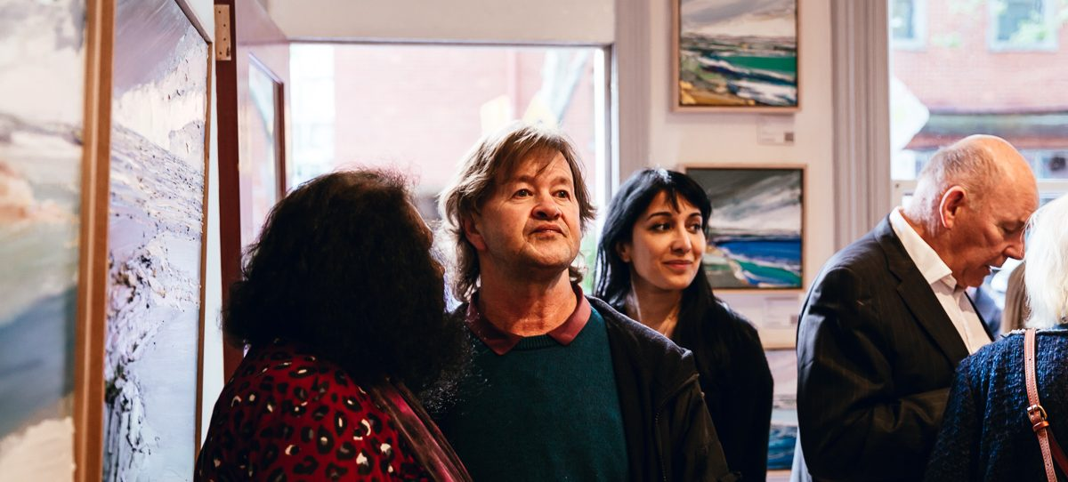 Bluethumb's Melbourne Gallery launch