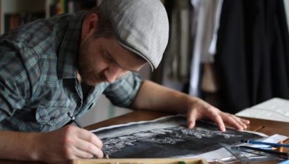 Local Adelaide artists: Ross Morgan